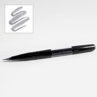 Кисть Pentel Brush Sign Pen Artist SESF30C - Кисть Pentel Brush Sign Pen Artist серая SESF30C-N